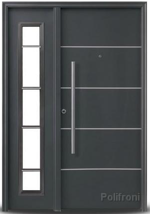 Obpd020117831402g for Puertas de chapa para exterior